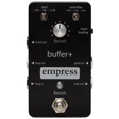 EMPRESS BUFFER+ BLACK