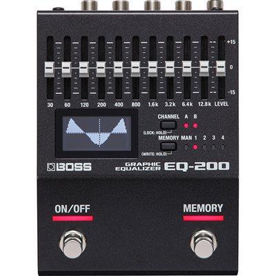 BOSS EQ-200 ADVANCED EQ