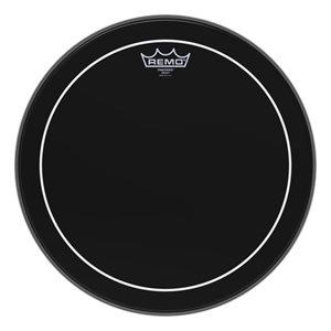 REMO PINSTRIPE BLACK 15 ES-0615-PS