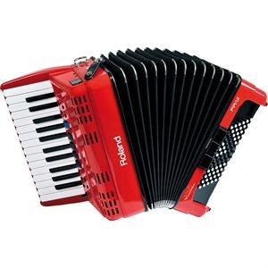 ROLAND FR-1X ROUGE TOUCHE PIANO