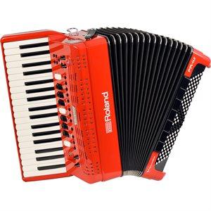 ROLAND FR-4X ROUGE TOUCHE PIANO