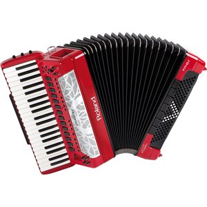 ROLAND FR-8X RED PIANO-TYPE