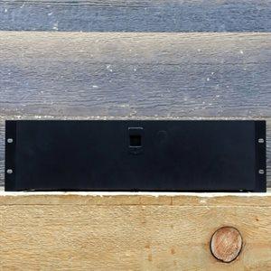 GATOR CASES RACKWORKS STANDARD 3U DRAWER 14.2 DEEP HEAVY-DUTY RACK MOUNT DRAWER