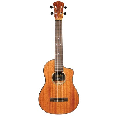 CORDOBA 30T-CE SOLID MAHOGANY TOP, BACK AND SIDE W/CASE TENOR