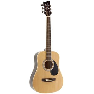 JAY TURSER JTA52-N 1/2 ACOUSTIC GUITAR, NATURAL