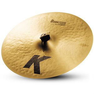 ZILDJIAN K DARK CRASH THIN 15 K0901