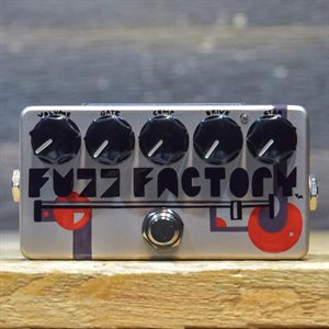 "ZVEX EFFECTS FUZZ FACTORY ""20TH ANNIVERSARY"" LIMITED EDITION 3/25 FUZZ #LE03"