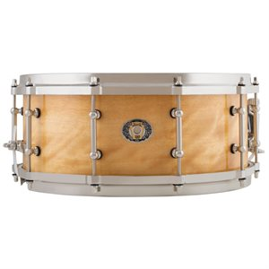 LUDWIG 5.5X14 CLASSIC MAPLE 110TH AVODIRE LS405AVCX