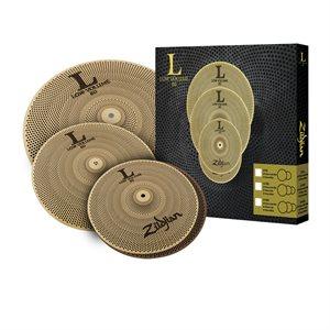 ZILDJIAN PACK L80 348 LOW VOLUME BOX SET LV348