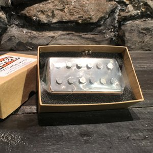 TV JONES MAGNA TRON HUMBUCKER NICKEL BRIDGE