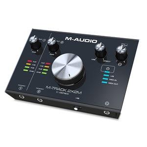 M-AUDIO M-TRACK 2 X 2 MIDI