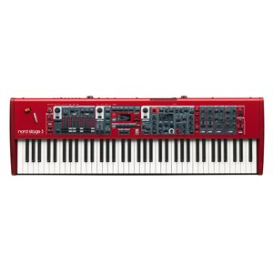 NORD STAGE 3 HP76 76 HAMMER ACTION
