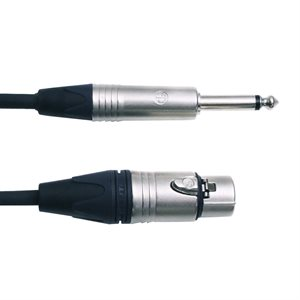 DIGIFLEX NXFP-20 XLR TO 1/4, 20 FOOT