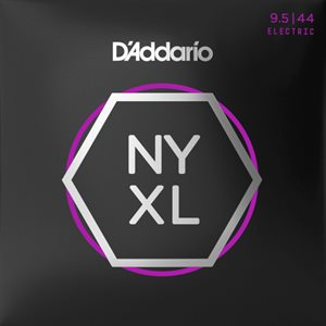 D'ADDARIO NYXL09544 SUPER LIGHT PLUS SET, 9.5-44