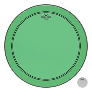 REMO P3 COLORTONE GREEN BASS 18 P3-1318-CT-GN