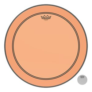 REMO P3 COLORTONE ORANGE BASS 20 P3-1320-CT-OG