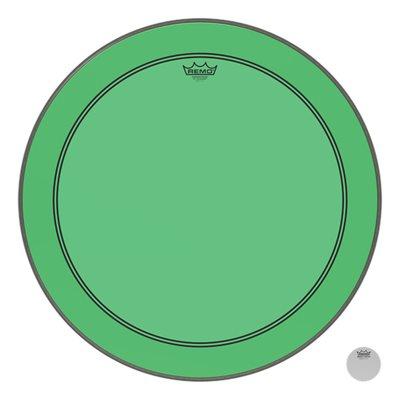 REMO P3 COLORTONE GREEN BASS 26 P3-1326-CT-GN