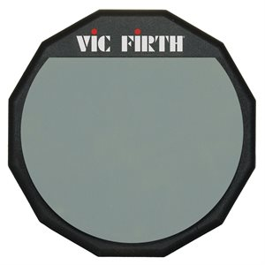 VIC FIRTH 6-INCH SINGLE-SIDED PRACTICE PAD PAD6