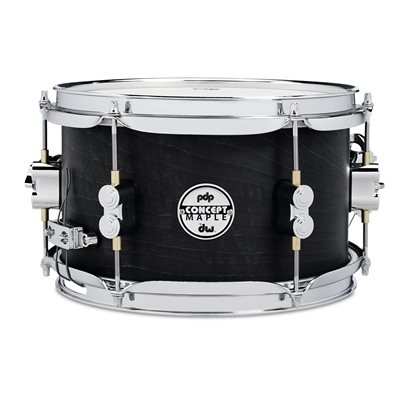 PACIFIC DRUMS PDSN0610BWCR 6X10 CONCEPT BLACK WAX CR HW