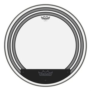 REMO POWERSONIC CLEAR BASSDRUM 22 PW-1322-00