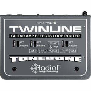 RADIAL ENGINEERING TONEBONE TWINLINE EFFECTS LOOP INTERFACE R800 1430 00