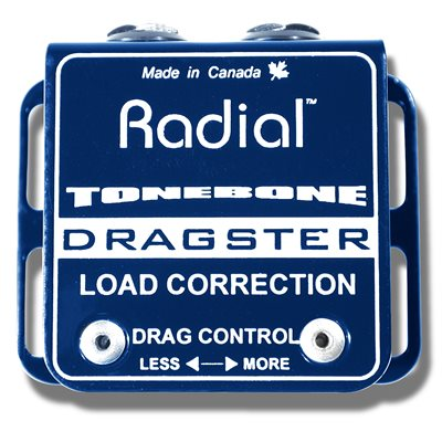 RADIAL ENGINEERING TONEBONE DRAGSTER LOAD CORRECTION R800 7075