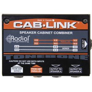 RADIAL ENGINEERING TONEBONE CAB-LINK PASSIVE SPEAKER CABINET MERGER R800 7088 00