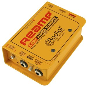 RADIAL ENGINEERING X-AMP ACTIVE REAMP R800 1028 00