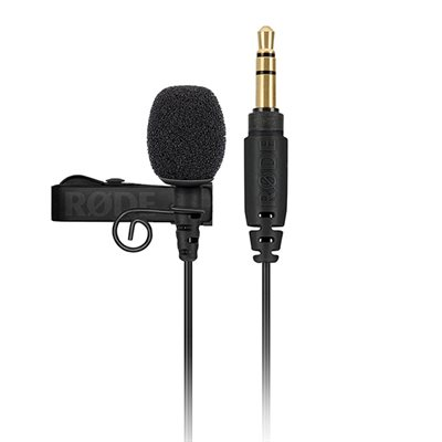 RODE MICROPHONE LAVALIER GO