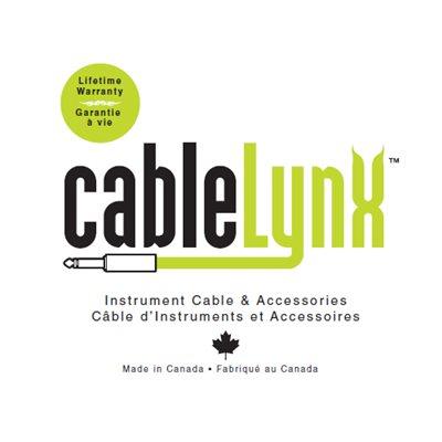 CABLE LYNX SBG2-50-XLR-PRO SBG2-50 PRO XLR (DOUBLE) 50 PIEDS