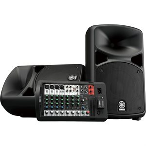 YAMAHA STAGEPAS 600BT AVEC BLUETOOTH