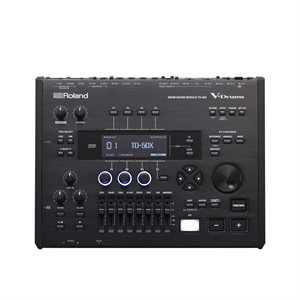 ROLAND TD-50X SOUND MODULE THE POWERHOUSE MODULE BEHIND THE BEST ELECTRONIC DRUMS
