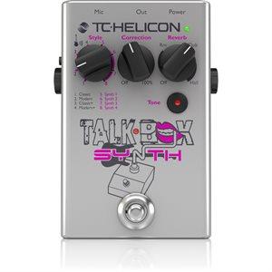 TC HELICON TALK BOX SYNTH