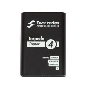 TWO NOTES TORPEDO CAPTOR, 4 OHM