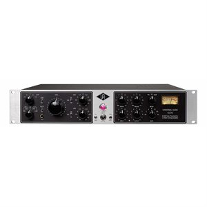 UNIVERSAL AUDIO 6176 (CLASSIC 610 PREAMP + 1176-STYLE FET COMPRESSOR)