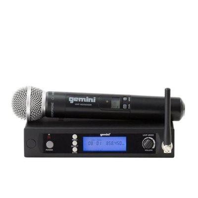 GEMINI UHF-6100M-R2 PLL HANDHELD - 512 TO 537.5