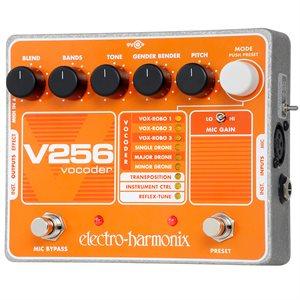 ELECTRO-HARMONIX VOCODER V-256
