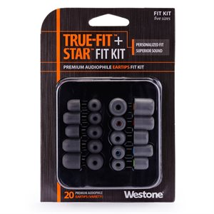 WESTONE 62810 EMBOUT (20 PAQ)