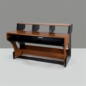 ZAOR MIZA 88XL STUDIO DESK BLACK CHERRY