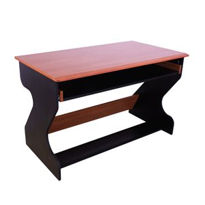 ZAOR MIZA JR MKII STUDIO DESK BLACK CHERRY