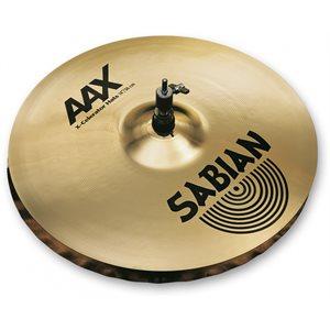 SABIAN AAX XCELERATOR HATS 14 BR 21402XLB