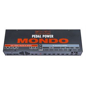 VOODOO LAB PEDAL POWER MONDO 120V