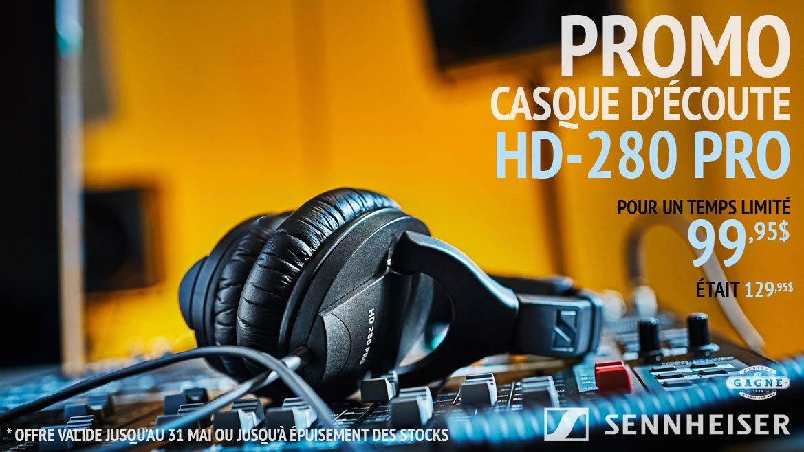 Promo HD 280 Sennheiser