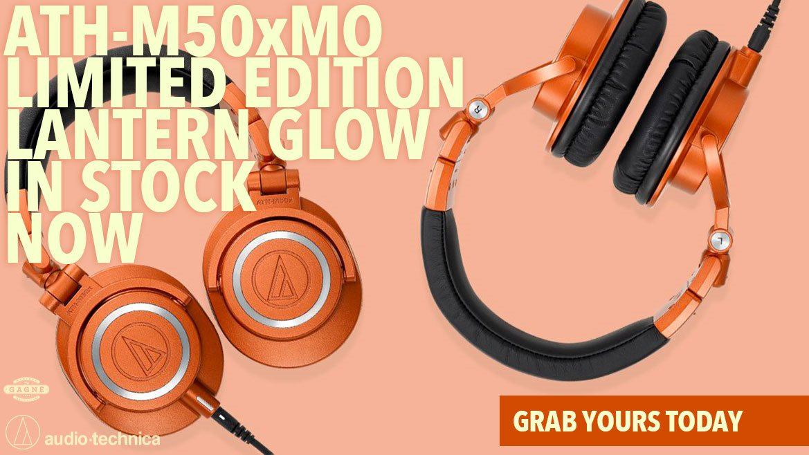 ATH-M50xMO Limited Edition